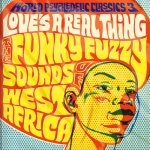 World Psychedelic Classics 3 : The Funky Fuzzy Sounds Of West Africa