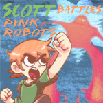 Scott Pilgrim Battles The Pink Robots