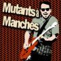 Mutants à manches, portraits de guitaristes -